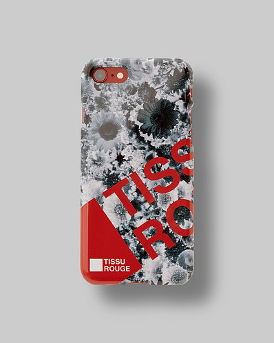 "iPhone CASE Ver.""Full Bloom"" Black"