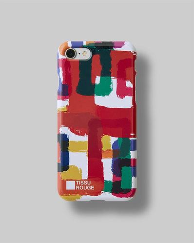 """iPhone CASE Ver.""""Rough Square"""""""