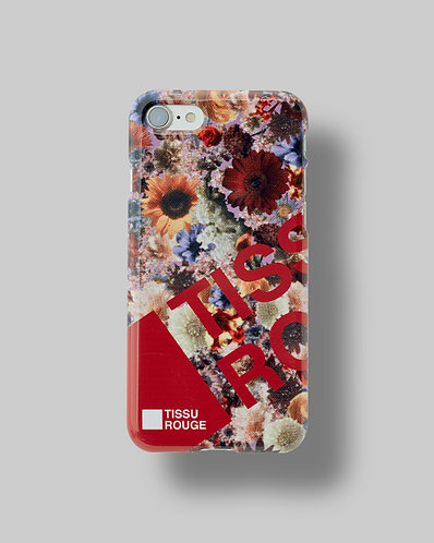 "iPhone CASE Ver.""Full Bloom"" Pink"