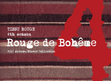 19AW Rouge de Bohême Now Launched!!!