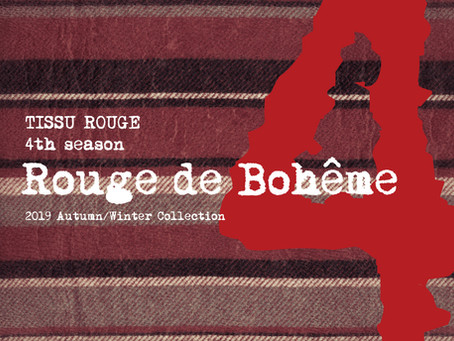 19AW Rouge de Bohême Now Launched!!!