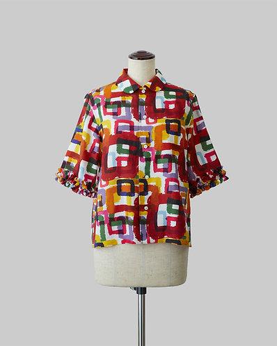 Rough Square Shirt
