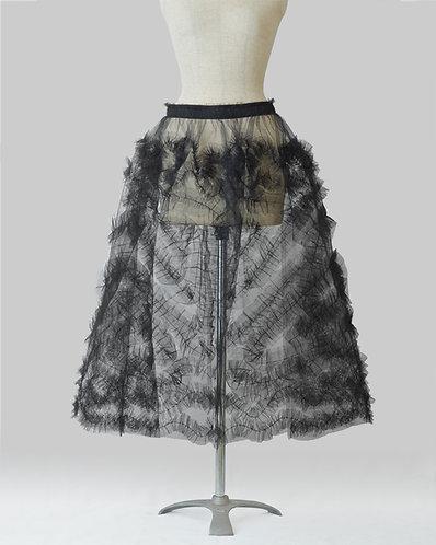 FrilledTulle Skirt