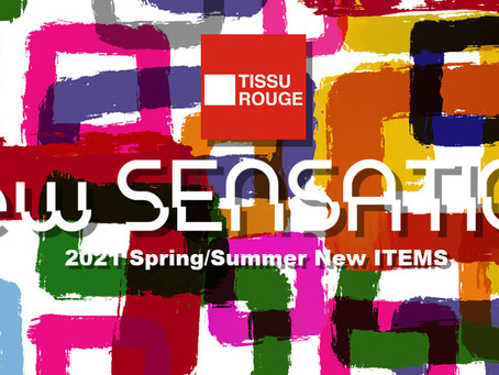 2021S/S New items Now launched!