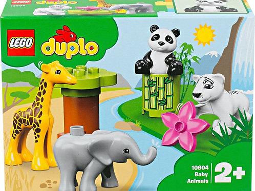 Конструктор LEGO DUPLO Town Детишки животных