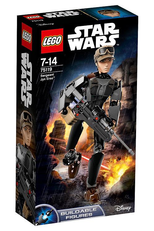 Конструктор LEGO STAR WARS Сержант Джин Эрсо™