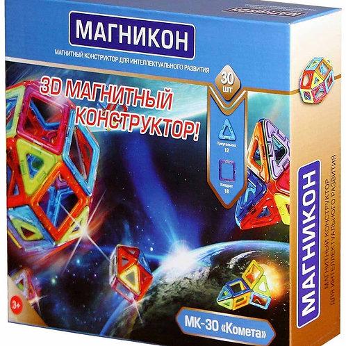Детский конструктор Магникон МК-30