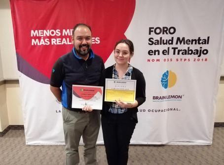 Invitación de Clúster Minero a Foro sobre Salud Mental