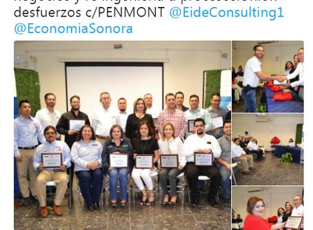 Diplomado: EIDE Cons., Fresnillo PLC, Ayuntamiento Caborca