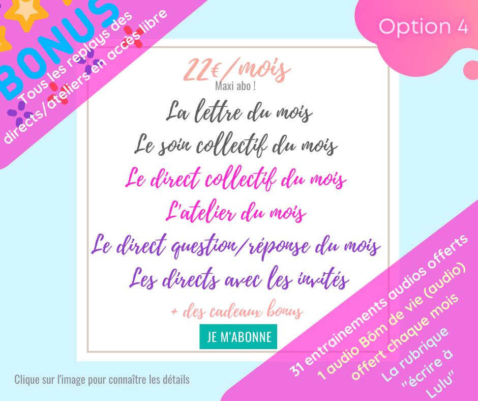 Option 4 !