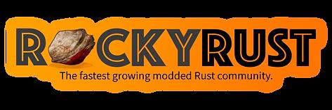 RockyRust Logo