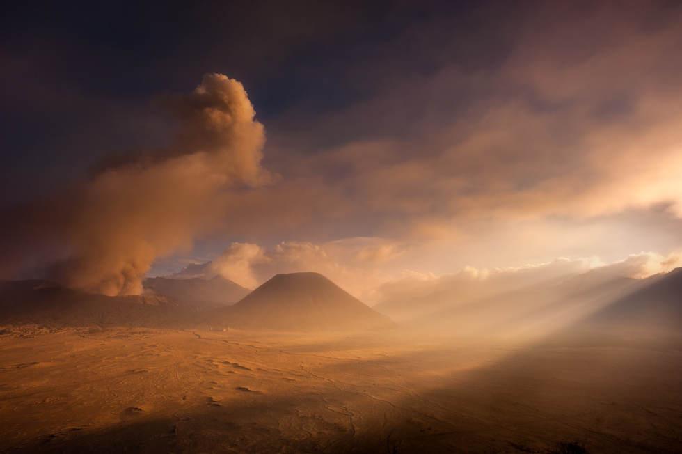 Volcano World Travel Photography Indonesia