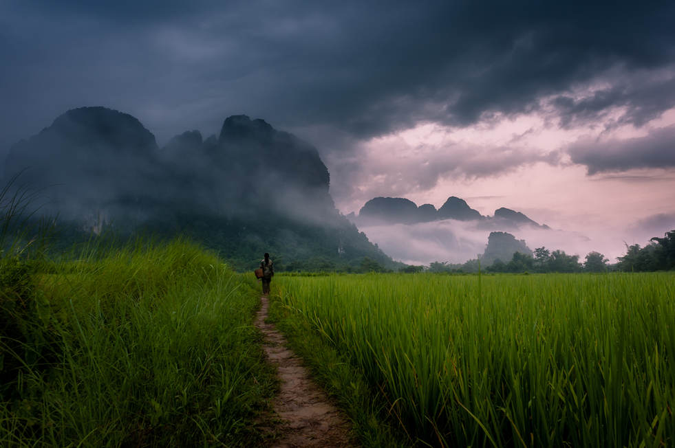 World Travel Photography Laos Culture
