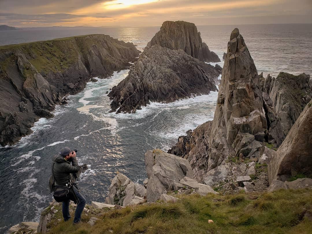 dan ballard photographer landscape ireland