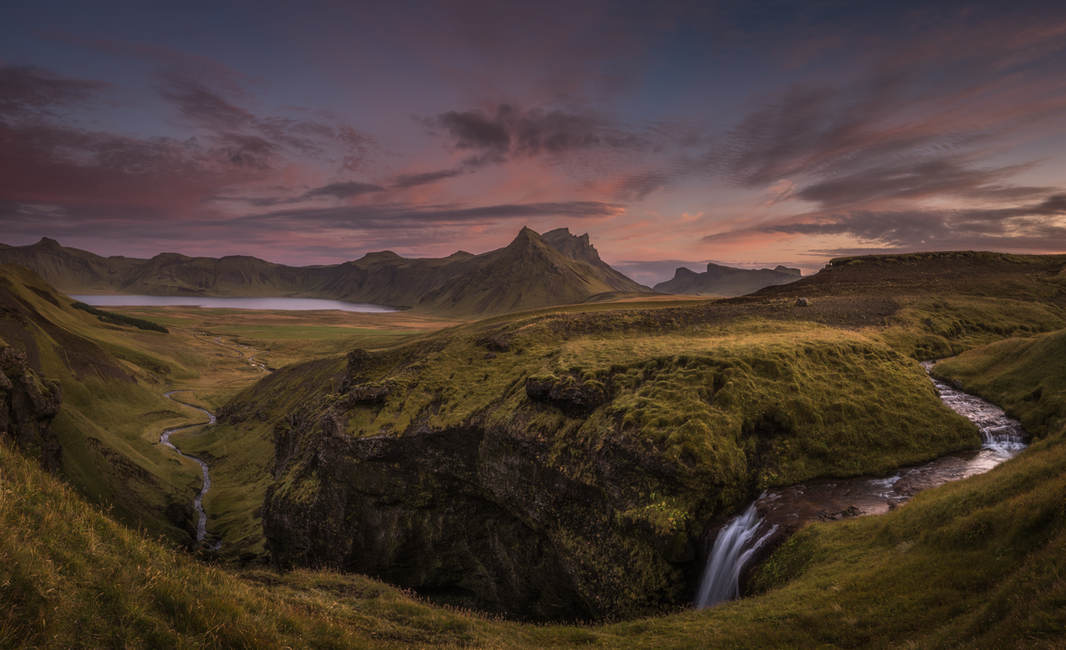 Unknown Location in Iceland