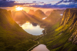norway arial photography epic