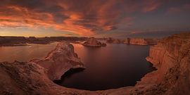 Lake Powell sunset landscape.jpg
