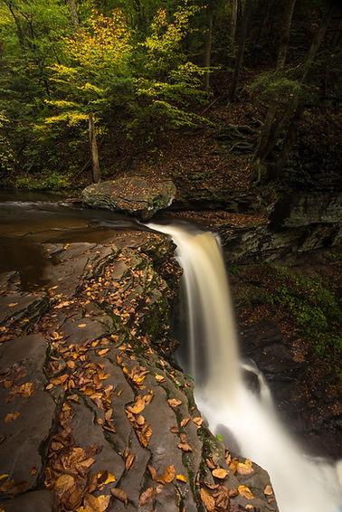pennsylvania waterfall photography workshop