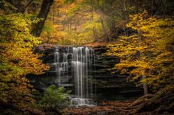 USA, Pennsylvania, Ricketts Glen State Park