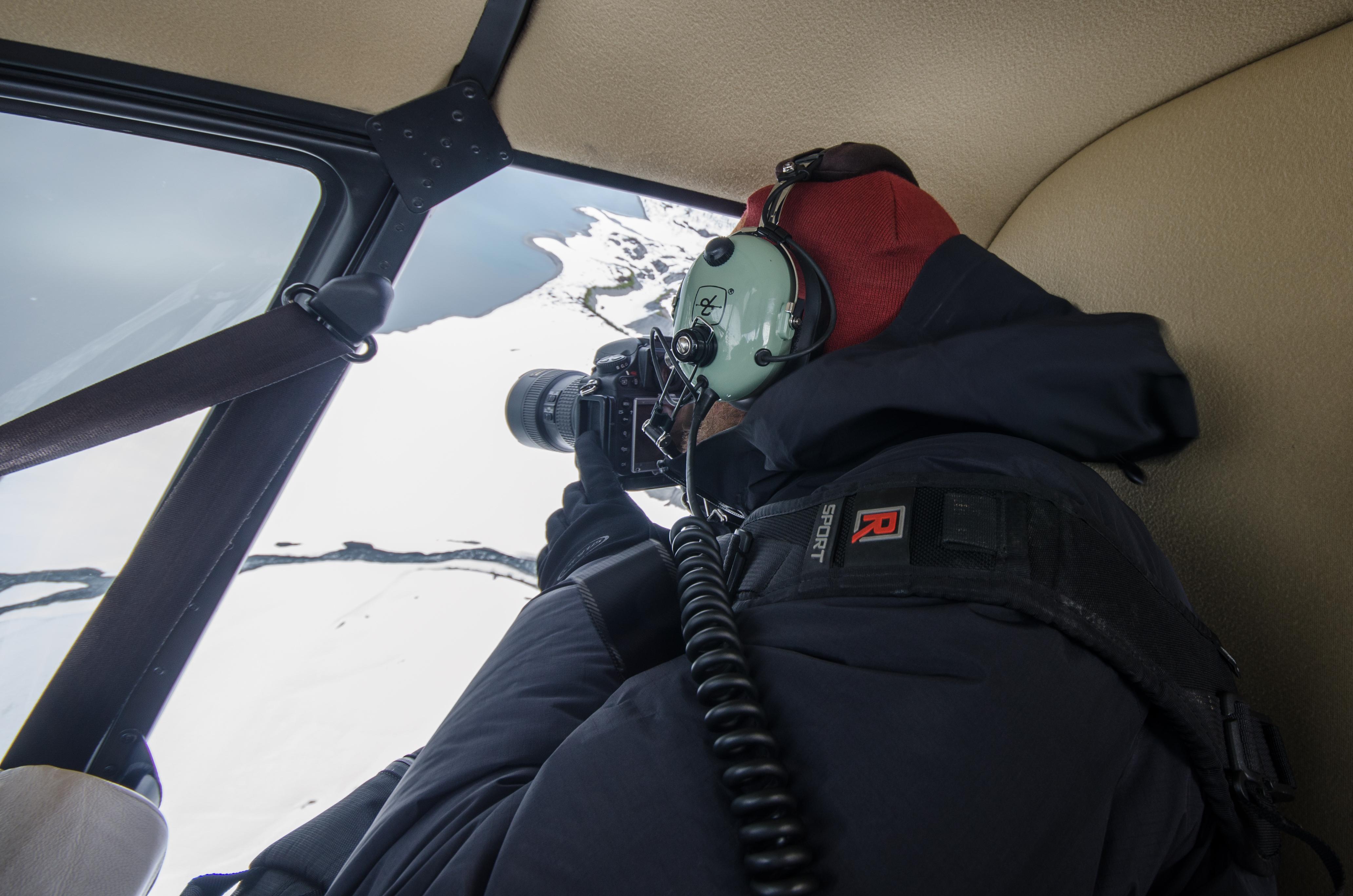 Dan Ballard Photographer Alaska trip