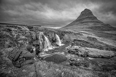 private photography workshop in iceland
