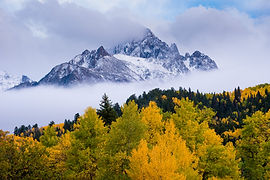 Colorado Fall Color Photography Workshop Example Image