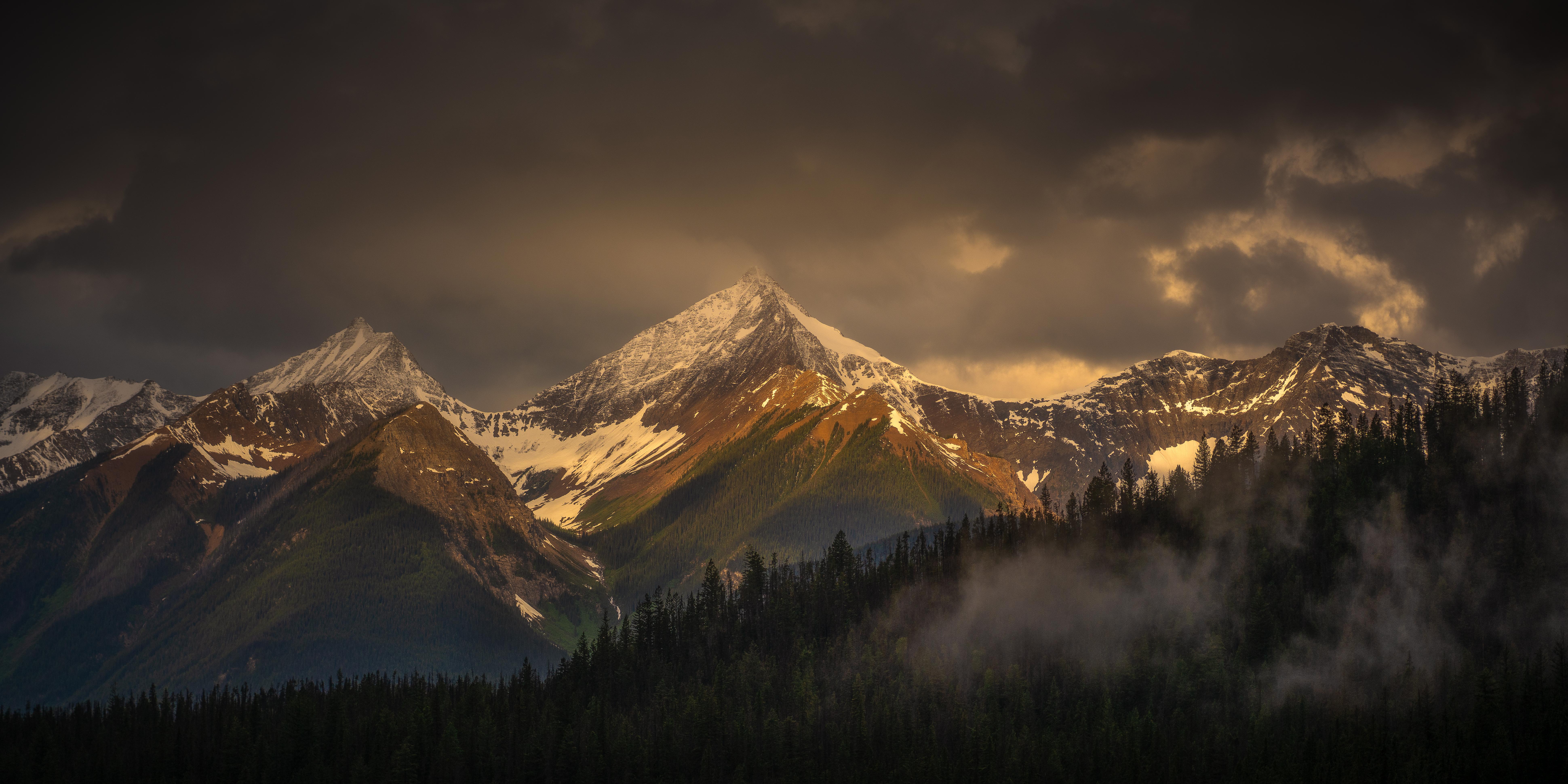 Alberta Canada Rockies Dan Ballard