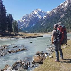dan ballard photographer kyrgyzstan back