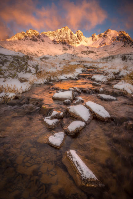 Rocky Mountains Winter Photography