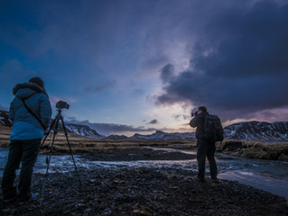 Thoughts on Choosing a Landscape Photography Workshop
