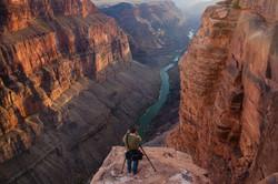 Dan Ballard Photographer Utah Cliff