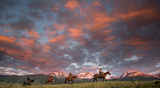 Colorado Horse Ranches Photography Works