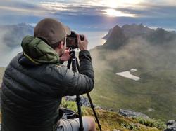 Dan Ballard Photographer Norway