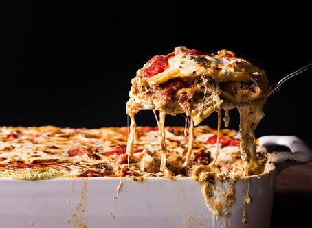 Lasagna Night with Reserve Barbera