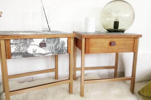 TABLES DE CHEVET OLYMPE