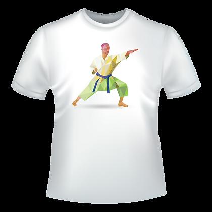 Judo multicolore