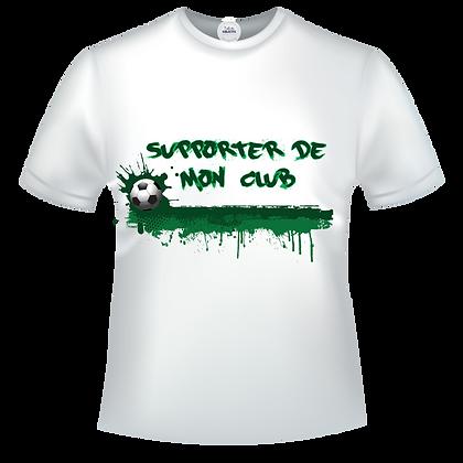 Tee shirt imprimé pas cher avec prenom personnalisable