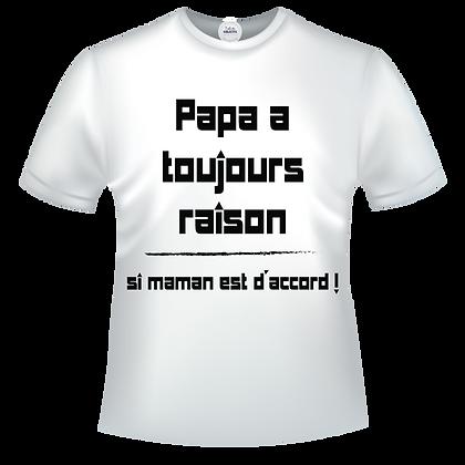Textiles aux choix marqués à partir de 9,99€ t-shirts, polos, chemise, sweat capuche, veste, body bébé, bavoir