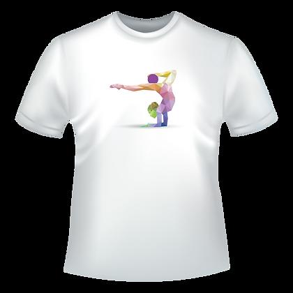Gymnastique multicolore