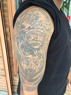 Cover up by Anthony