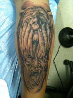 2 Face by Anthony