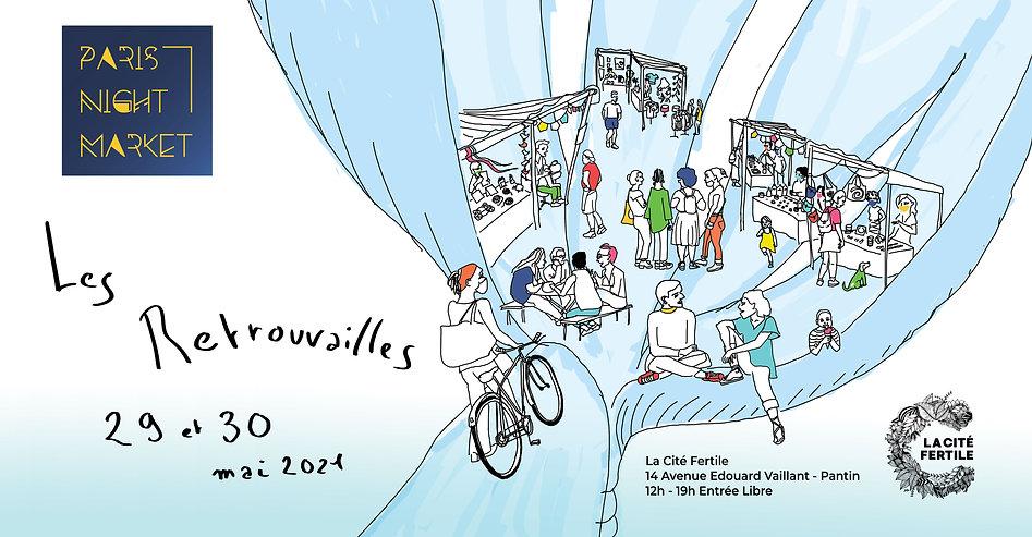 Affiche banniere et cover photo facebook
