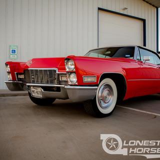 1968 Cadillac Deville Lonestar Horsepowe