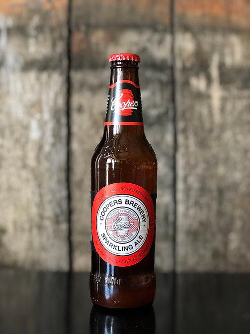 Coopers Sparkling Ale Bottles 375mL