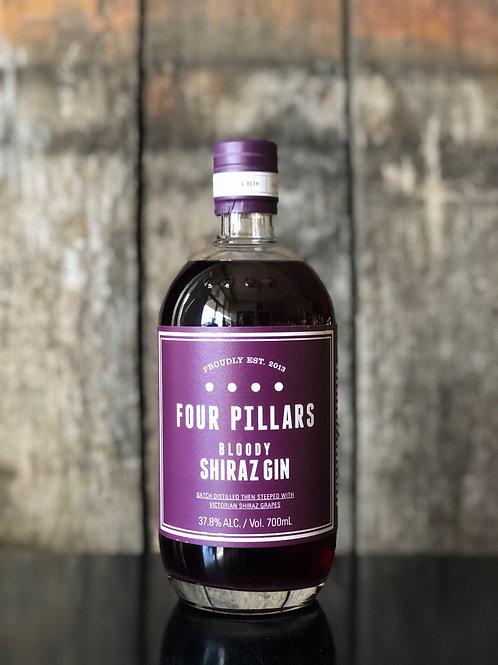 Four Pillars Bloody Shiraz Gin 700mL