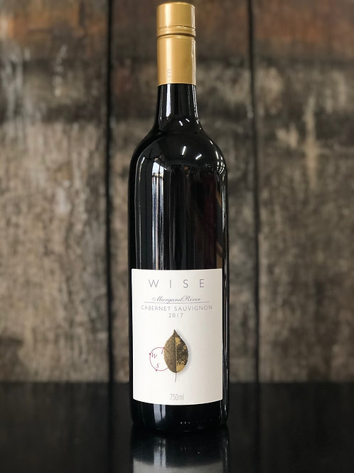 Wise Vineyards Leaf Series Cabernet Sauvignon, 2017 750mL