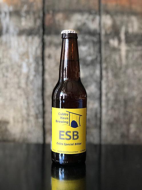 Cubby Haus Brewery ESB Bottles 330mL