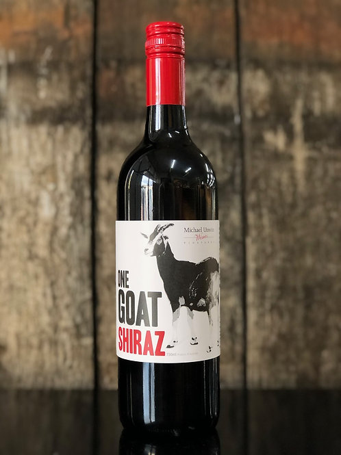 Michael Unwin One Goat Shiraz 750mL