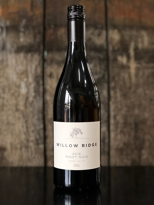 Willow Ridge Pinot Noir - Yarra Valley, 2016 750mL