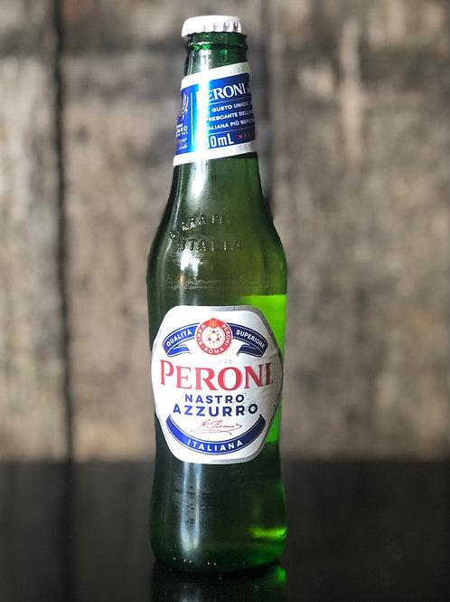 Peroni Nastro Azzurro Bottles 330mL